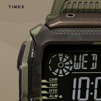 Timex TW5M20400 Command sportowy zegarek czarny
