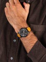 Timex T2N677 męski zegarek Easy Reader pasek