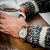 zegarek Timex TW4B04300 srebrny Expedition