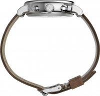 Timex TW2T68900 zegarek srebrny fashion/modowy Standard pasek