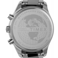 zegarek Timex TW2T70400 srebrny Waterbury