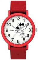 Zegarek męski Timex  weekender TW2T66000 - duże 1