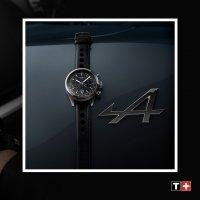 Tissot T123.427.16.051.00 zegarek męski Alpine srebrny