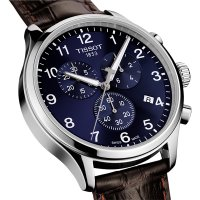 zegarek Tissot T116.617.16.047.00 CHRONO XL męski z chronograf Chrono XL