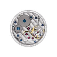 Tissot T119.405.16.037.00 męski zegarek Heritage pasek