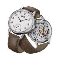 Tissot T119.405.16.037.01 Heritage HERITAGE PETITE SECONDE zegarek męski klasyczny szafirowe