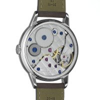 zegarek Tissot T119.405.16.037.01 HERITAGE PETITE SECONDE Heritage szafirowe