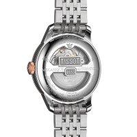 Tissot T006.407.22.036.01 zegarek srebrny elegancki Le Locle bransoleta