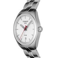 Tissot T101.410.11.031.01 męski zegarek PR 100 bransoleta
