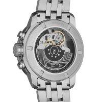 Tissot T055.427.11.057.00 zegarek srebrny elegancki PRC 200 bransoleta