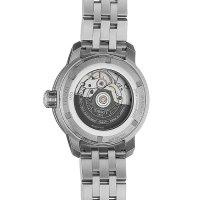 Tissot T055.430.11.057.00 zegarek srebrny elegancki PRC 200 bransoleta