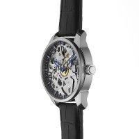Tissot T070.405.16.411.00 T-Complication T-COMPLICATION SQUELETTE MECHANICAL zegarek męski elegancki szafirowe