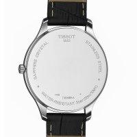 Tissot T063.409.16.058.00 męski zegarek Tradition pasek