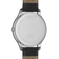 Tissot T063.610.16.058.00 zegarek srebrny klasyczny Tradition pasek