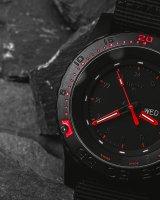 Traser TS-104147 zegarek czarny klasyczny P66 Tactical Mission pasek