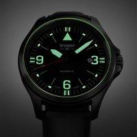 zegarek Traser TS-108075 automatyczny męski P67 Officer Pro P67 Officer Pro Automatic Black