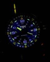 Traser TS-107719 zegarek czarny sportowy P68 Pathfinder Automatic pasek