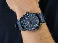 Traser TS-109034 P68 Pathfinder GMT Blue zegarek sportowy P68 Pathfinder GMT