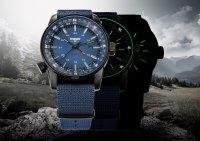 Traser TS-109034 P68 Pathfinder GMT P68 Pathfinder GMT Blue pasek