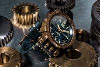 zegarek Vostok Europe NH35A-575O286 Rocket Bronze Energia Rocket mineralne utwardzane