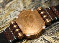 YN84-575O540 - zegarek męski - duże 14