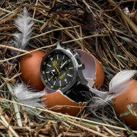 zegarek Vostok Europe VK64-592A560 Expedition Chrono męski z chronograf Expedition