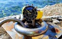 Zegarek męski Vostok Europe  lunokhod YM86-620A505 - duże 4