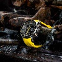 Zegarek męski Vostok Europe  lunokhod YM86-620A505 - duże 5