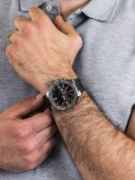 Zegarek męski z bluetooth Casio EDIFICE Premium ECB-10P-1AEF - duże 5