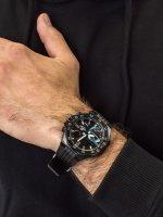 Edifice ECB-10PB-1AEF męski zegarek EDIFICE Premium pasek