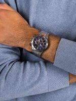 Zegarek męski z chronograf  Chrono Bike F20448-1 - duże 5