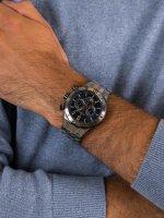 Zegarek męski z chronograf  Chrono Bike F20448-3 - duże 5