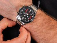 Zegarek męski z chronograf  Edifice EFR-571DB-1A1VUEF - duże 6