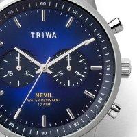 Zegarek męski z chronograf  Nevil NEST130-BR021212 - duże 4