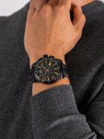 zegarek Pierre Ricaud P60016.B254CHY męski z chronograf Pasek