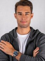 Zegarek męski z chronograf  Sportowe RM303FX9 - duże 4