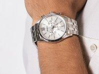 Zegarek męski z chronograf Adriatica Bransoleta A8204.5163CH - duże 6