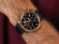 Zegarek męski z chronograf Adriatica Pasek A8267.1224CH Fly Back - duże 6