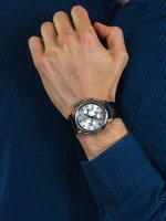 zegarek Adriatica A8297.52B3CH Chronograph męski z chronograf Pasek