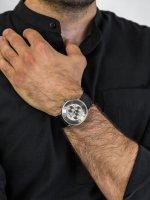 zegarek Adriatica A8299.5253CH męski z chronograf Pasek