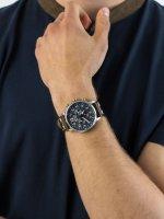 zegarek Adriatica A8308.5225CH Chronograph męski z chronograf Pasek
