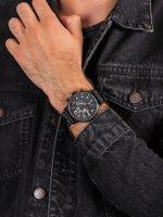 Zegarek męski z chronograf Adriatica Pasek A8308.B224CH - duże 5