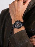 zegarek Aerowatch 83939-NO05 HOMMAGE 1910 CHRONO QUARTZ męski z chronograf Hommage 1910