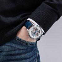 Zegarek męski z chronograf Aerowatch Les Grandes Classiques 61989-AA04-SQ - duże 9