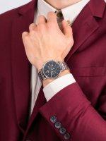Zegarek męski z chronograf Atlantic Seabase 60457.41.65 - duże 5