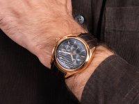 Zegarek męski z chronograf Bulova CURV 97A124 - duże 6