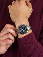 zegarek Edifice EFR-570DB-1AVUEF SPORTY CHRONO męski z chronograf Edifice