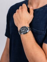 zegarek Edifice EFR-570DB-1BVUEF SPORTY CHRONO męski z chronograf Edifice