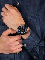 Zegarek męski z chronograf Casio Edifice ERA-120BL-2AVEF - duże 5