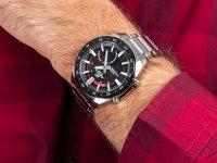 Zegarek męski z chronograf Casio Edifice ERA-120DB-1AVEF - duże 6